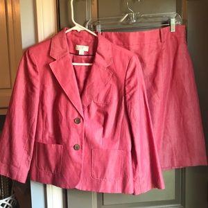 Ann Taylor Loft Suit